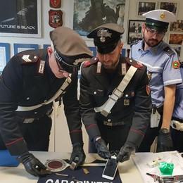 Spaccio di cocaina alla Geromina Espulso 34enne a Treviglio