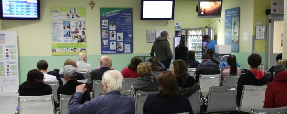 Bergamo,  novità al Pronto soccorso Doppio codice verde e app mangia attesa