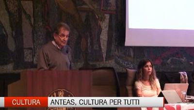 Cultura - Presentato l'anno accademico di Anteas