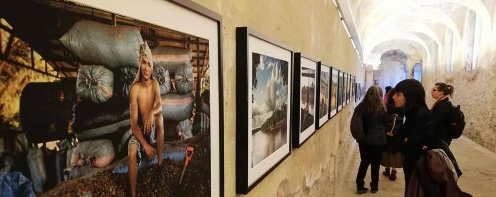 Festival di fotografia, boom di presenze Apertura straordinaria al Carmine