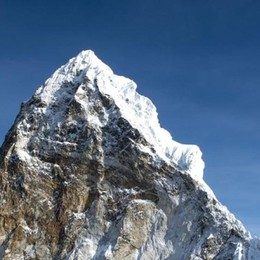«Holy mountain» Messner in Nepal