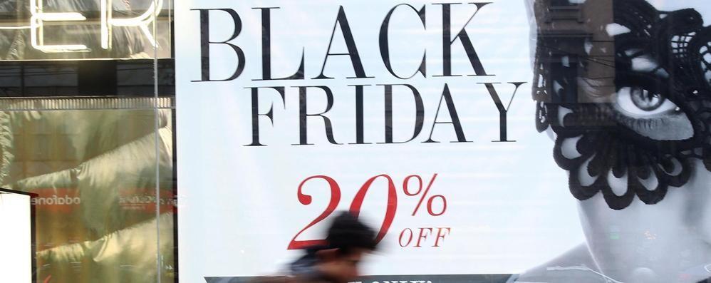 Tutti pazzi per il Black Friday? Manca poco, anche a Bergamo il 23