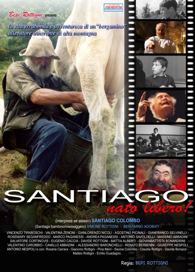 FILM SANTIAGO NATO LIBERO