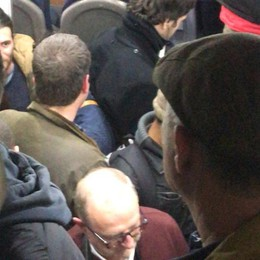 I pendolari: Noi viaggiamo così E le soppressioni sono raddoppiate