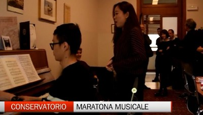 Il Conservatorio apre le porte per una maratona musicale sabato pomeriggio