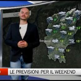 Meteo - Previsioni per il weekend