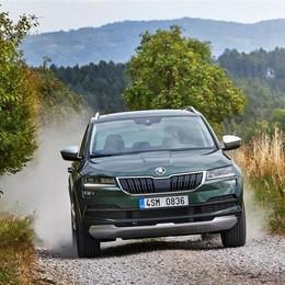 Škoda Karoq in versione Scout e Sportline