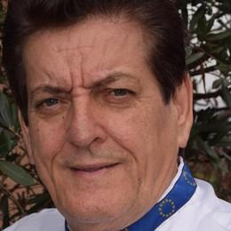 Addio allo chef Roberto Benussi presidente dei cuochi bergamaschi