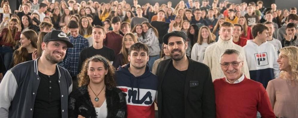 Scuola di cinema e regia a Oriocenter Almeno 1.200 studenti per il primo ciak