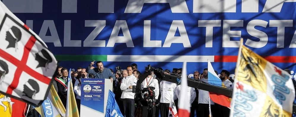 Bergamo, Procura indaga sui conti Lega Salvini: «Nulla da trovare né da cercare»