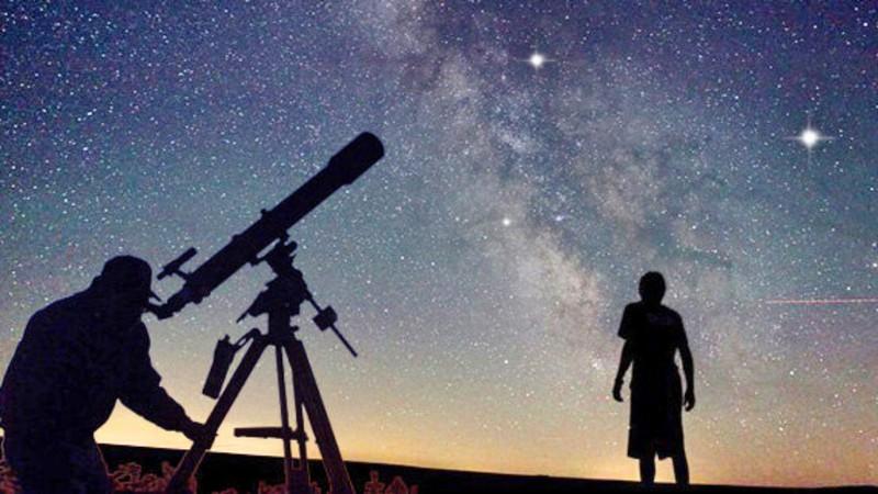 CORSO D'INTRODUZIONE ALL'ASTRONOMIA PRATICA
