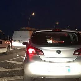 Traffico, mattinata difficile. Incidente in A4 E si blocca anche la Tangenziale Sud