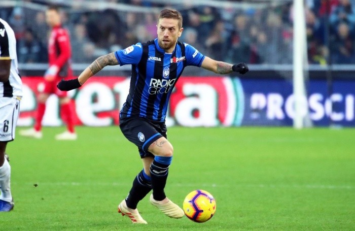 Serie A TIM 2018-19 Udinese - Atalanta Gomez