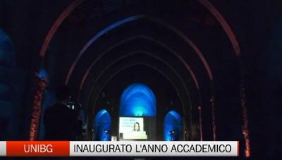Bergamo - Inaugurato il nuovo anno accademico
