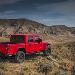 Jeep Gladiator 2020 Pick-up versatile