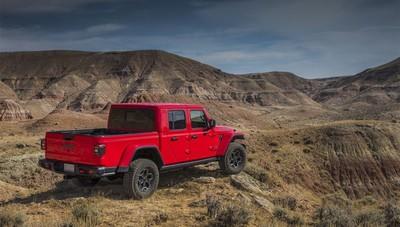 Jeep Gladiator 2020 Pick-up versatile