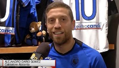 Atalanta Store, l'intervista a Papu Gomez