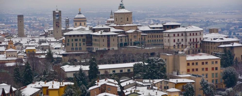 E se arrivasse la neve in città? Ecco il piano del Comune di Bergamo