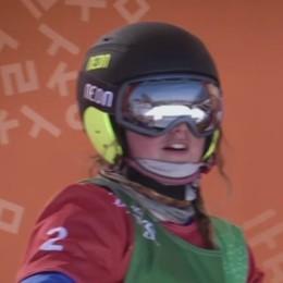 Il sorriso della vittoria di Michela Moioli Il video emozionante della sua storia