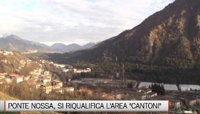 Ponte Nossa, la riqualificazione dell'area industriale Cantoni