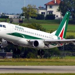 «Alitalia vuole rimanere ad Orio al Serio» Bergamo-Roma già da maggio