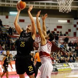 Basket, Bergamo batte Cassino e sogna Dopo 11 giornate è capolista con Roma