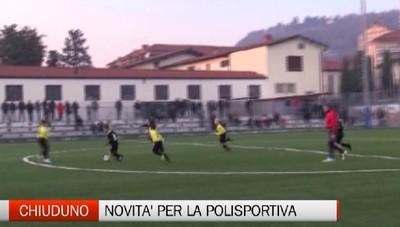 Chiuduno - Tempo di novità per la Polisportiva