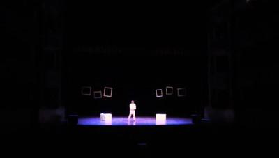 Intervista a Enrico Lo Verso  Al teatro Sociale con Pirandello