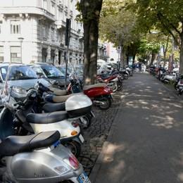 Si sistema viale Papa Giovanni XXIII  Cantiere in primavera, nuovi marciapiedi