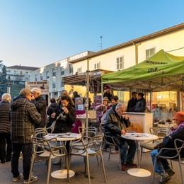 Torna l'Eco cafè a Ponte San Pietro