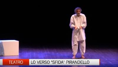 Enrico Lo Verso in scena al Sociale  La sfida (vinta) con Pirandello