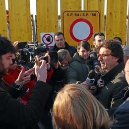 Toninelli: «Un treno in più da Pioltello»  Ma sulla linea sbagliata...