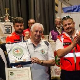 «Addio Tonino, sempre in prima linea» Pilastro dei volontari della Presolana