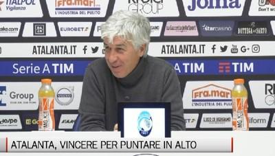 Atalanta-Lazio, la conferenza prepartita di Gasperini