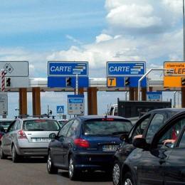 Autostrade, possibili disagi Domenica e lunedì c'è lo sciopero