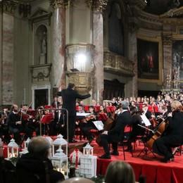 Concerto con note da tutto il mondo La musica emoziona in Sant'Alessandro
