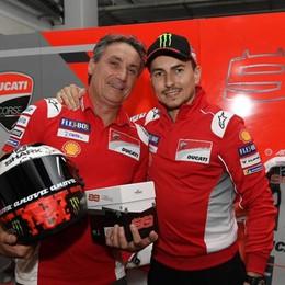 Da Iannone a Lorenzo, lutto nel Moto Gp Lovere, lunedì i funerali di Silvio Sangalli
