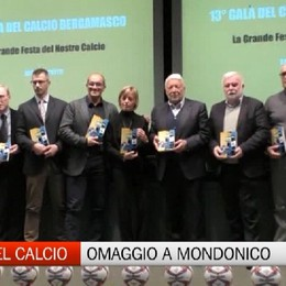 Galà del Calcio Bergamasco, omaggio a Mondonico