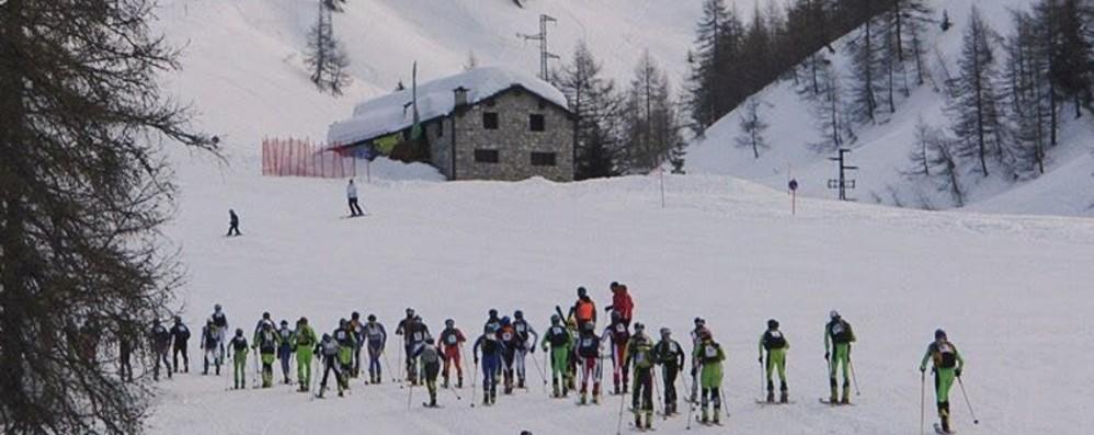 «Niente scialpinisti sulle piste da discesa» La preoccupazione e la legge da rispettare