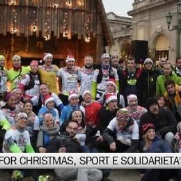 We Run for Christmas, quasi mille partecipanti alla staffetta benefica