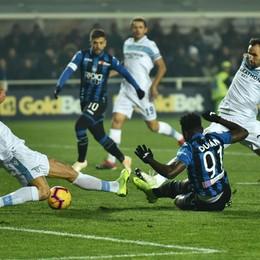 Atalanta-Lazio 1-0, ci pensa Zapata