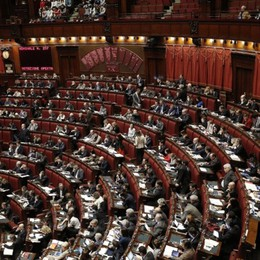 «Numerini» importanti Parlamento fuori gioco