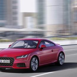 Audi TT anche in versione speciale