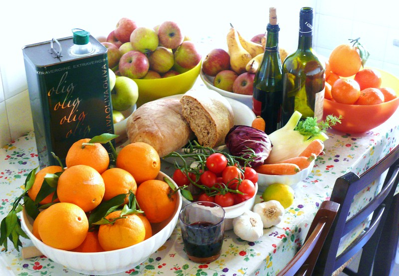 LA DIETA MEDITERRANEA: DAGLI ALIMENTI AI NUTRIENTI