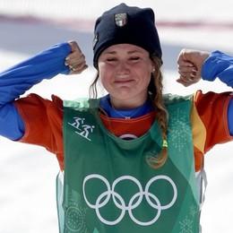 Moioli: «I Mondiali nei miei pensieri» Snowboard cross al via la stagione