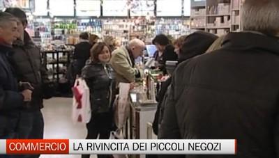 Spese natalizie: la rivincita dei piccoli negozi