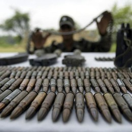Le armi italiane export autogol