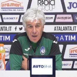 Sport - Gasperini: Contro il Napoli voglio la vera Atalanta