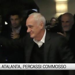 Atalanta,   Percassi premiato dal Coni Commosso alla cena del vivaio - Video