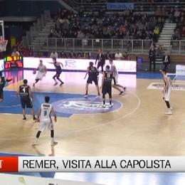 Basket, domenica la Remer fa visita alla capolista